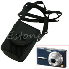 New Universal Digital Camera Pouch Style Case Bag Sleeve Mesh Protector