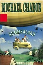 Summerland by Michael Chabon c2002, VGC Hardcover 1st Ed., 1st Printing