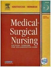 Medical-Surgical Nursing by M. Linda Workman & Donna D. Ignatavicius, 5th Ed.