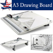 PRO Quality A3 Drawing Board Table With Parallel Motion and Adjustable Angle