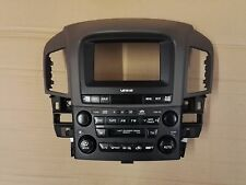 LEXUS RX RX300 MK1 99-03 HEATER AC SAT NAV STEREO CONTROL PANEL SCREEN SURROUND