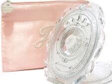 Jill Stuart Japan Makeup Compact Mirror II with Soft Pink Zipper Pouch