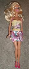 BLOND EASTER HOLIDAY BARBIE DOLL in ORIGINAL CLOTHES w/ SHOES