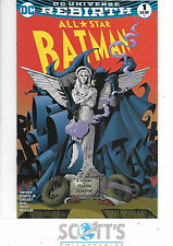 ALL STAR BATMAN  #1  NM-   (BARRY KITSON VARIANT)  FREEPOST