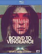 Bound To Vengeance (2 Disc) DVD/Blu-Ray*Scream Factory*Bloody Horror*NEW/Sealed*