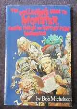 COLLECTORS GUIDE TO MONSTER SCI FI & FANTASY FILM MAG PB BOOK BY BOB MICHELUCCI