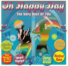 OH HAPPY DAY - THE VERY BEST OF 70s / 2 CD-SET (UNIVERSAL MUSIC 2006)