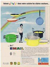 PUBLICITE ADVERTISING 104 1962 laissez chanter dans votre cuisine l EMAIL