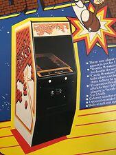 "ATARI"" SUPER BREAK OUT"" VIDEO PROMO BROCUHRE-""MINT"" 1978-PROTECTED IN PLACTIC"