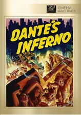 Dante's Inferno (2014, REGION 1 DVD New) DVD-R/BW