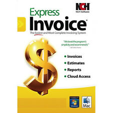 Express Invoice Plus Invoicing Software Manage invoices Mac Version