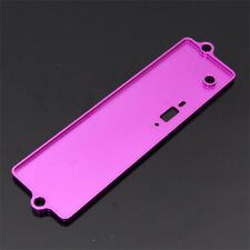 122064 Purple Aluminum Battery Case Top Cover 1P RC HSP For 1/10 On-Road Car