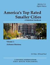 America's Top-Rated Smaller Cities 201011 (2 volume set)