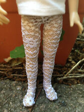 "Delicate White Lace Tights for 13"" Effner Little Darling"