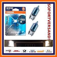 2X OSRAM W5W Cool Blue Intense Xenon Look KENNZEICHEN BELEUCHTUNG Chrysler