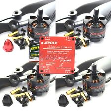 2 Pair EMAX MT2213 935KV Brushless Motor + Emax Simonk 4in 30A Brushless ESC