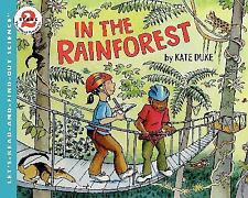 In the Rainforest (Let's-Read-and-Find-Out Science 2)-ExLibrary