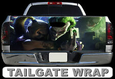 T228 JOKER Tailgate Wrap Decal Sticker Vinyl Graphic Bed Cover