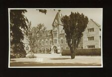 Somerset TAUNTON Kings College Judges Proof plain back photo c1950/60s