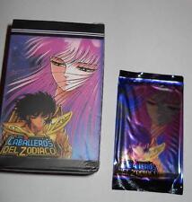 Saint Seiya - Los Caballeros Del Zodiaco Collector Card Box of 24 New Packs