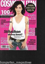 Cosmopolitan Ungarn / Hungary Hungarian Magazine 2009/09 Jennifer Love Hewitt