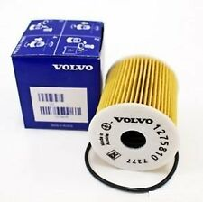 GENUINE VOLVO OIL FILTER PETROL V70 S60 S80 V40 S40 C70 - NEW - 1275810