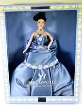 NIB BARBIE DOLL 1999 WEDGWOOD ENGLAND 1759