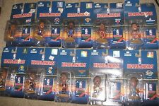 CORINTHIAN NBA SPORTS HEADLINERS COLLECTOR FIGURES PIPPENS HOWARD EWING BARKLEY