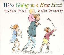 We're Going on a Bear Hunt (Walker story board books),