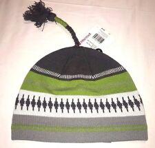 NEW Marmot Elvis Beanie Winter Hat Cap Slate Grey Green One Size Ski Snow $25