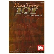 Music Theory 101 New Paperback Book