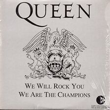 ★☆★ CD Single QUEEN We will rock you - 2-track CARD SLEEVE   ★☆★ NEW SEALED