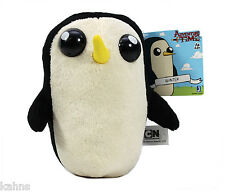 "Adventure Time with Finn & Jake: Gunter the Penguin 6"" Stuffed Plush - Jazwares"