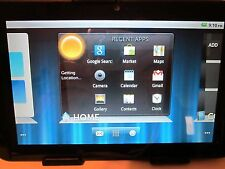 Dell Streak 7 16GB, Wi-Fi + 4G (Unlocked), 7in - Black