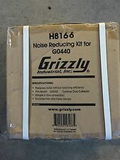 Grizzly H8166 Noise Reducer Kit for G0440 Cyclone Dust Collector