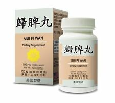 Chinese Herbal Medicine For Insomnia, Memory & Rapid Heart Beat Made in USA