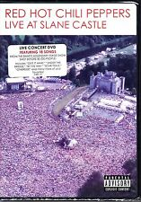 RED HOT CHILI PEPPERS  LIVE AT SLANE CASTLE 2003 DVD R1