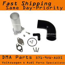 VW TDI BRM BLS Performance EGR Delete Race Pipe MKV MK5 Jetta 2005 2006 kit