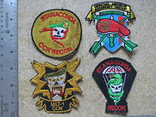 Patch , 5th Special Forces MACV-SOG RT  , ANACONDA CCN  , ADVISORY AIRBORNE