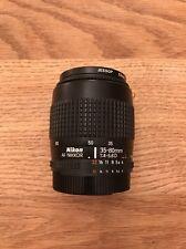 Nikon AF 35 - 80mm 1:4 - 5.6 D