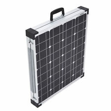 100W Suitcase Folding Solar Panel12V Portable Kit DIY Camping Adventure Car New