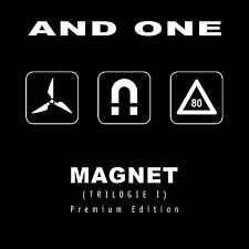 AND ONE Magnet (Premium-Box) 6CD 2014