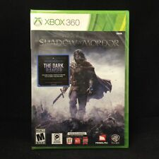 Middle Earth: Shadow of Mordor (Xbox 360) Brand New / Sealed /