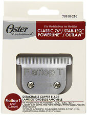 New Oster Blades for 76 Flat Top Clipper Blade 76918-216