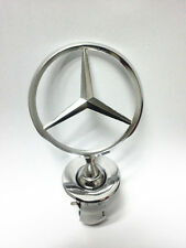 Mercedes Hood Star Emblem Ornament W123 W124 W201 190E
