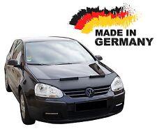 Haubenbra VW Golf 5 Jetta 5 Steinschlagschutz Car Bra Hood Cover Front Mask