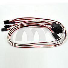 5pcs 500mm Servo Extension Lead Wire Cable Cord For Futaba JR Male To Female
