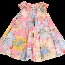 NEXT Baby Mädchen Girls Blumen Sommerkleid Kleid Dress 6-9 m (68-74) 0541 Englan