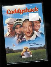 CADDYSHACK (DVD) Rodney Dangerfield Chevy Chase NEW Sealed