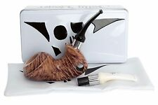 Jolly Roger Tortuga Tobacco Pipe - Contrast